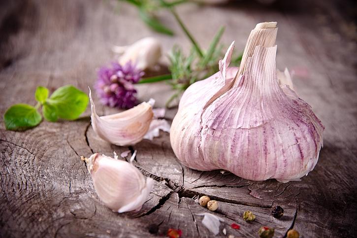 Udělejte si čas na podzimní výsadbu česneku (Zdroj: Depositphotos)