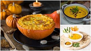 Vaříme s dýní Hokkaido: Báječné recepty na slavnostní podzimní stůl