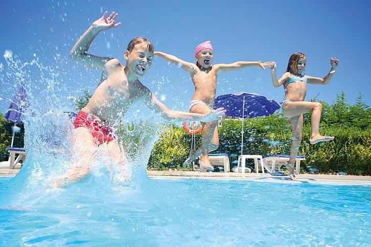 Úprava vody v bazénu v pěti krocích