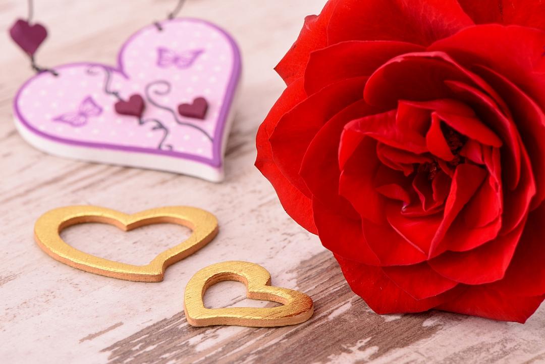 TÉMA: Inspirace na sv. Valentýna