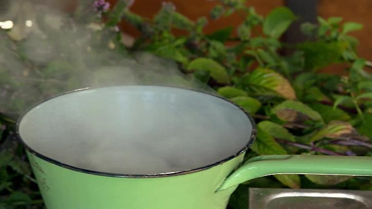 Vaření vody