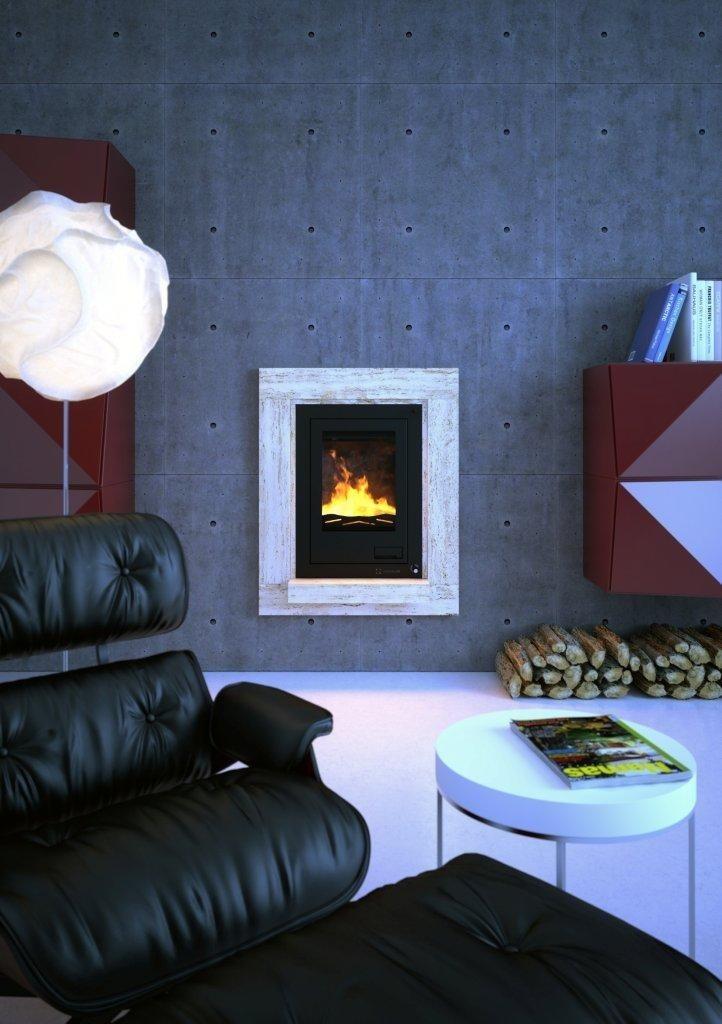 Krbovky dobře ladí i s moderním interiérem