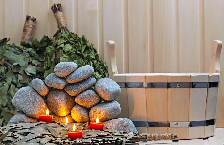 Saunové rituály a aromaterapie
