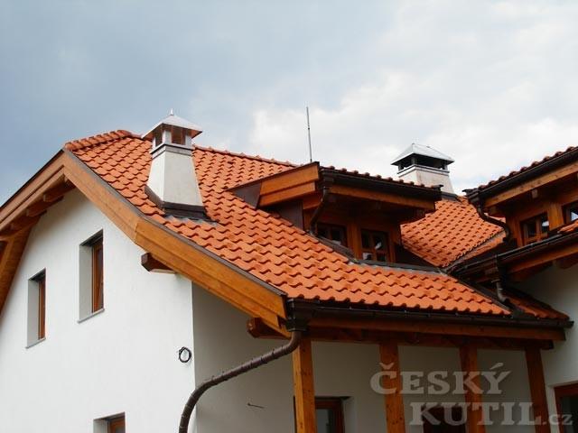 Dimenzování krovu