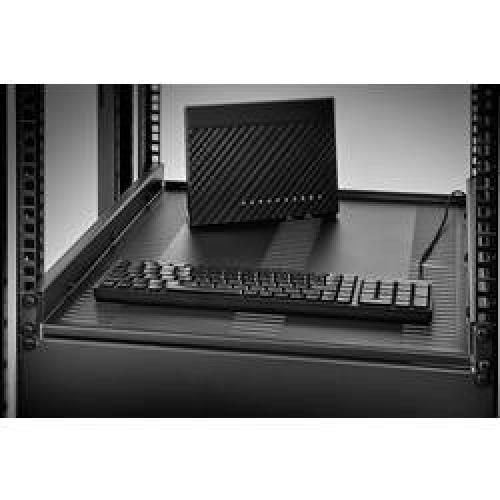 Přístrojová police pro datové skříně Renkforce RF-3429164, velikost racku (HE) 1 U, 19 palec