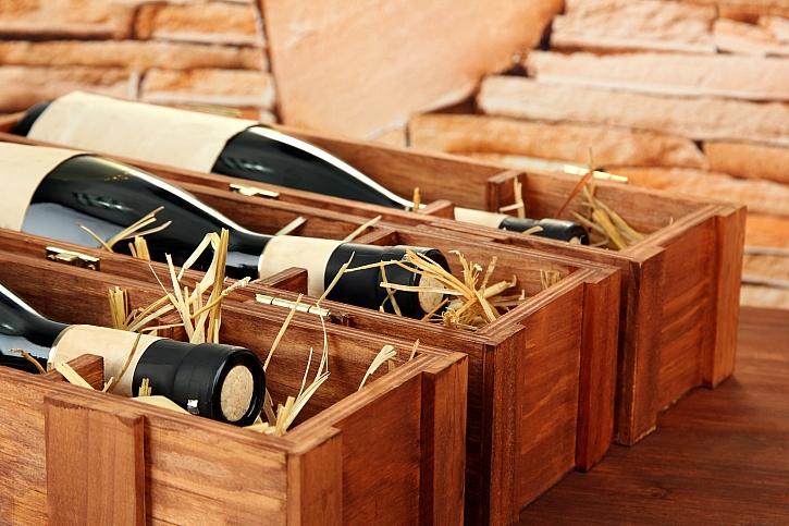 Nákup vína na pár kliků