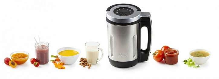 Polévkovar a výrobník rostlinného mléka
