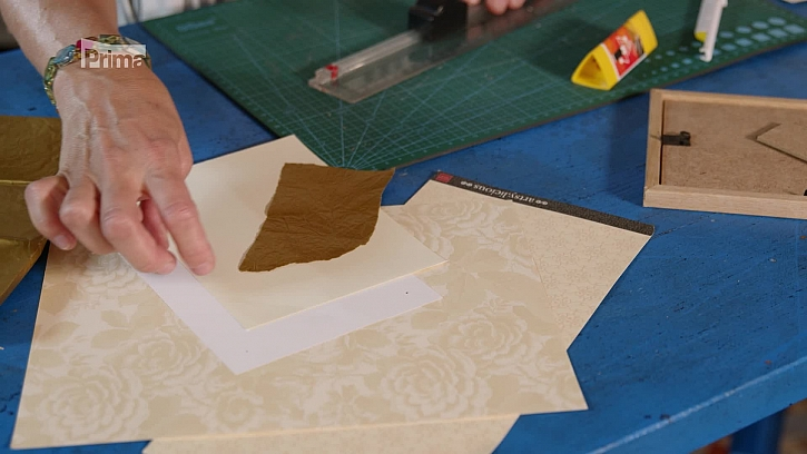 Natrhané papíry