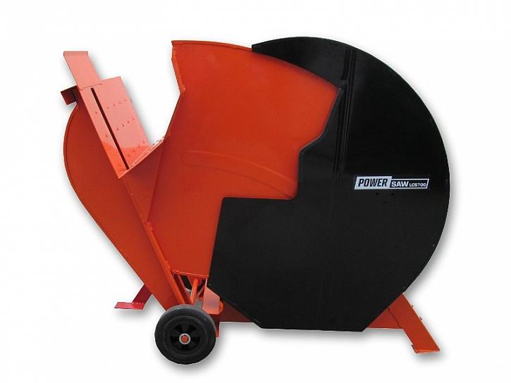 Bezpečná a ergonomicky tvarovaná kolébka na polena