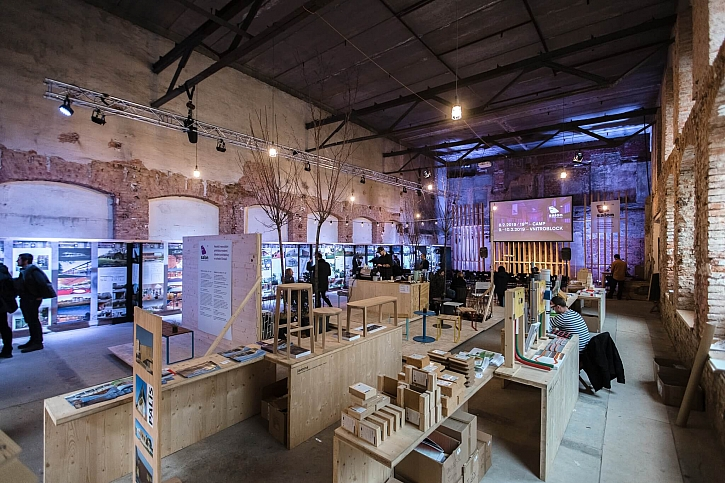 Salon dřevostaveb 2019