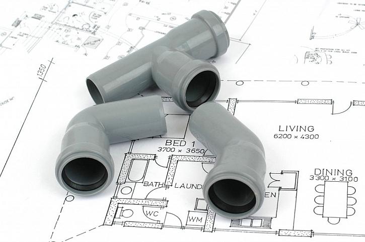 Při výstavbě rozvodů vody svépomocí je nutné mít vše důkladně naplánováno