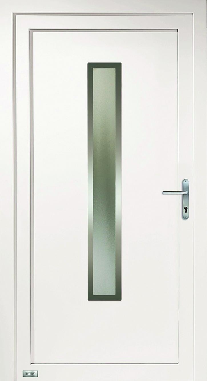 Vchodové dveře plastové