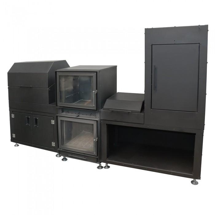 Díky jednotlivým modulům si sestavíte kuchyni přesně podle vašich potřeb