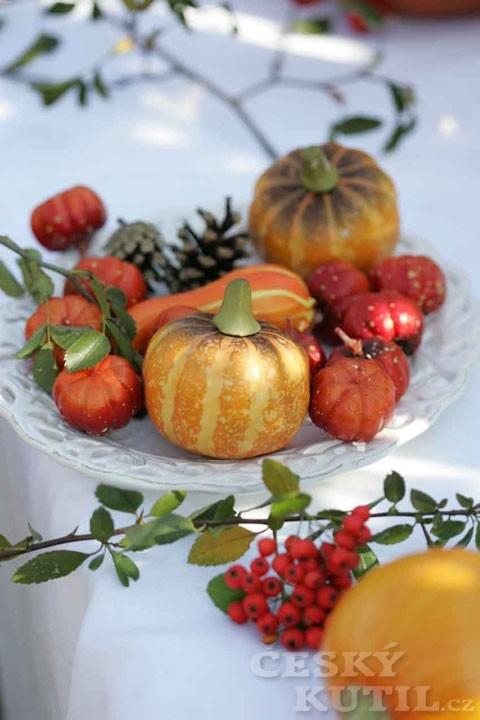 Dýně zdobí, nestraší – tipy na podzimní dekorace s dýní