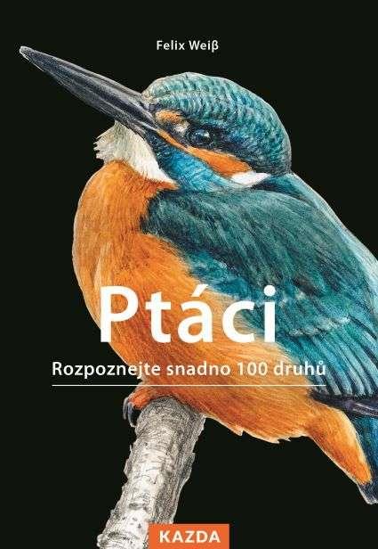 Titulní obálka knihy Ptáci
