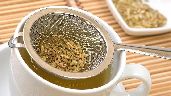 Recepty na nálev, odvar a tinkturu z fenyklových semen