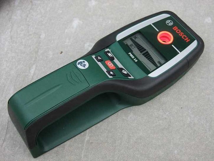 Popis detektoru PMD 10