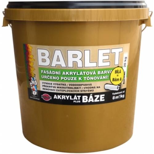 Barlet Akrylát Plus Báze BP A, bílý, 20 kg