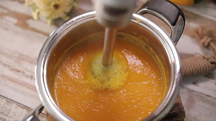 Rozmixování ingrediencí