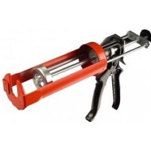 Vytlačovací pistole pro aplikaci chemické kotvy