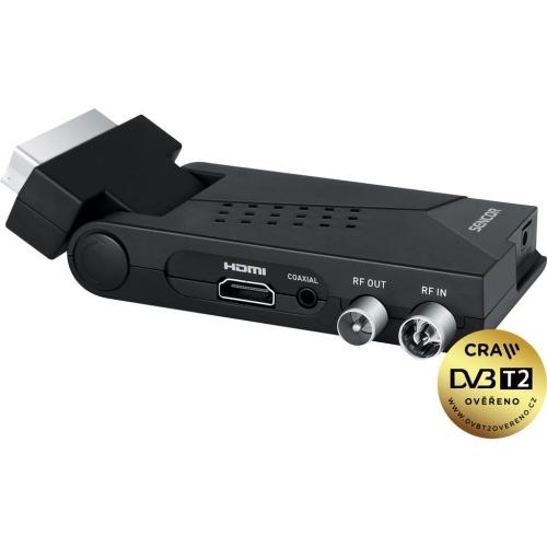 SENCOR SDB 550T H.265(HEVC) DVB-T přijímač