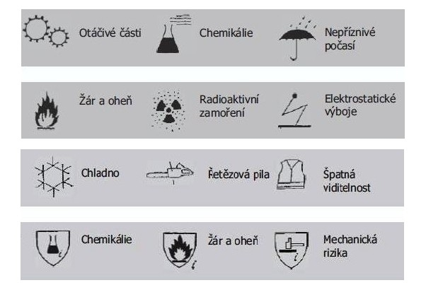 Ochrana proti chemikáliím i ostrým předmětům? Brudra umí obojí!
