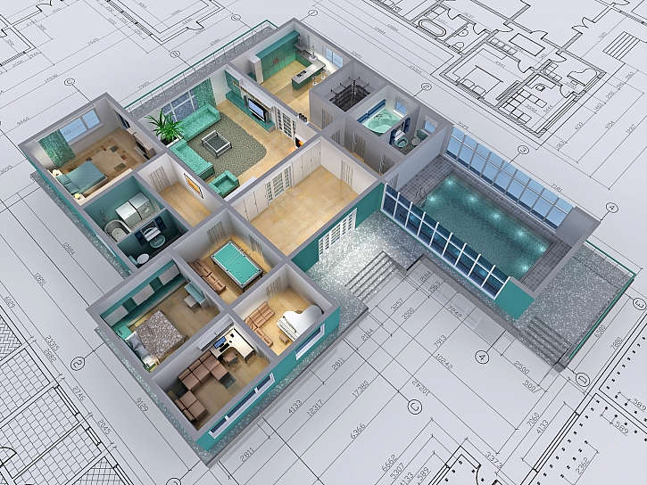 Nebojte se obrátit na bytového architekta (Zdroj: Depositphotos)