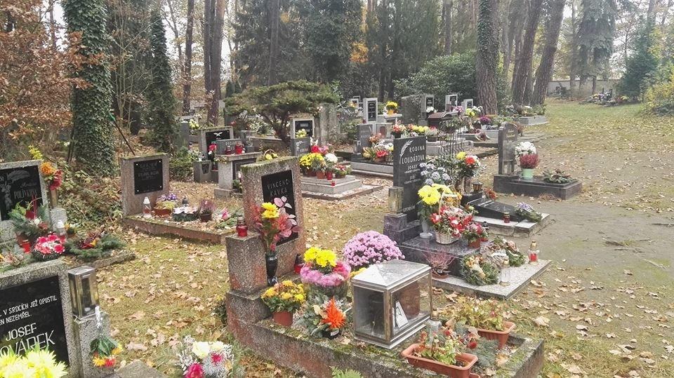 Pečujte o hrob nejen na dušičky