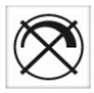 symbol stmívatelné žárovky