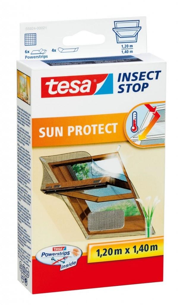 Ochrana proti hmyzu. Pro nerušený spánek.