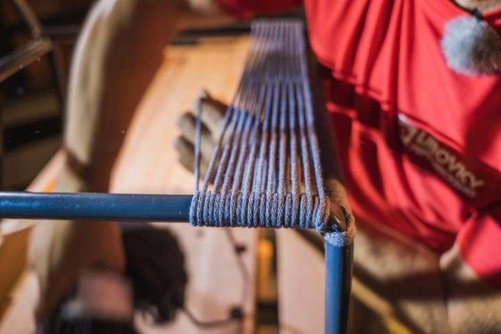 Vyplétání židlí