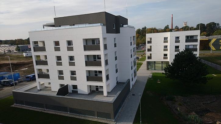 HELUZ_bytový komplex REZIDENCE KAČÍRKOVA