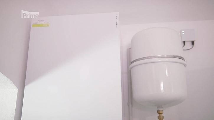 Pořiďte si tepelné čerpadlo a ušetříte na nákladech za topení (Zdroj: Prima DOMA)