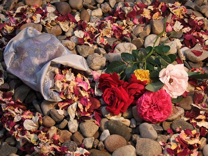 Uchovejte si vůni růží