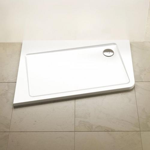 RAVAK Asymetric Pro 10° Panel, levý XA95G70101L