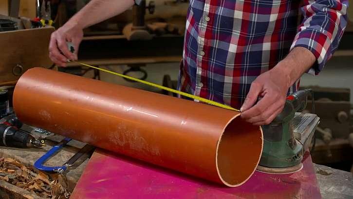 Měření trubek