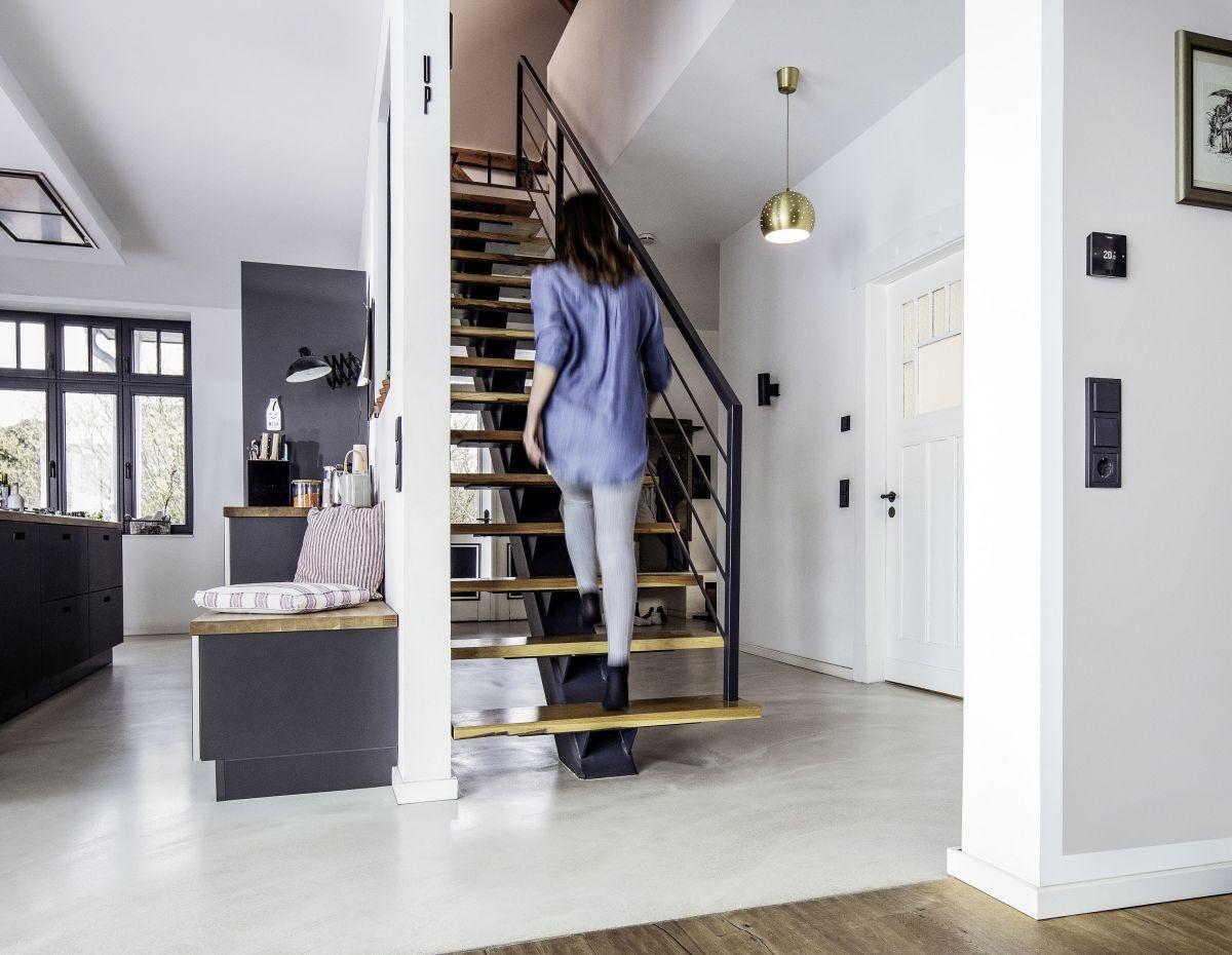 Stylová regulace podlahového vytápění – NEA SMART 2.0