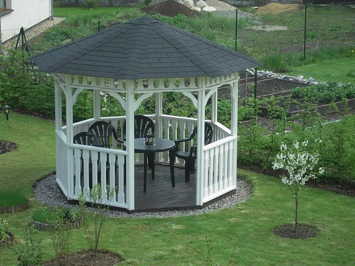 Jak vybrat ideální místo pro zahradní altán