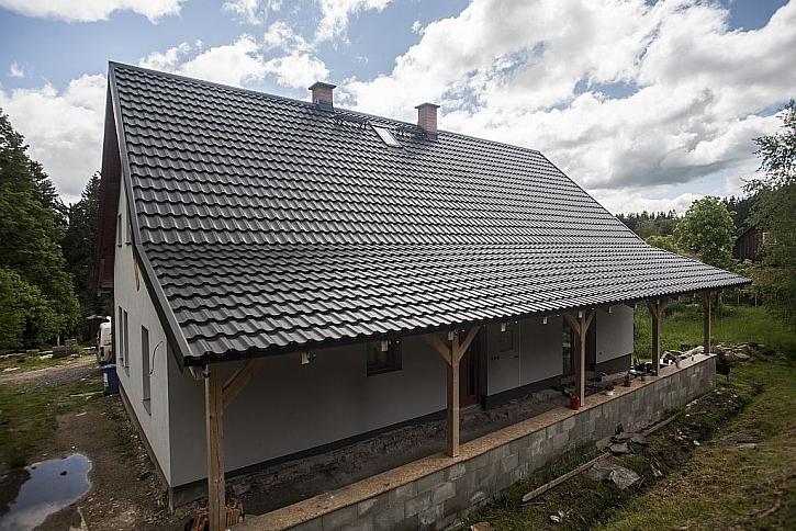 Když si střechu staví klempíř