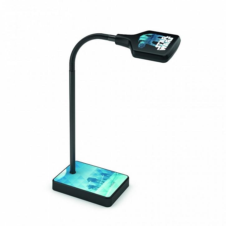 Lampičky na pracovní stůl a noční stolek nesmějí chybět