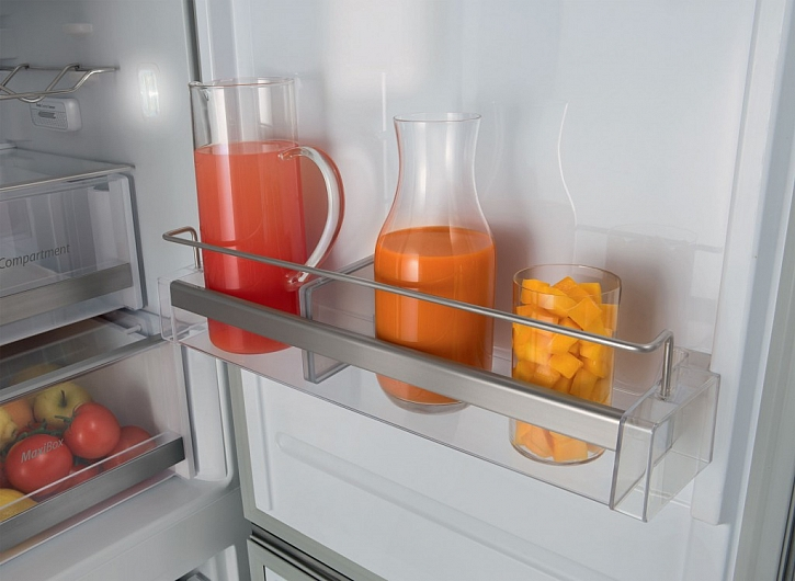 Klíčové technologie chladniček: Whirlpool- Supreme NoFrost