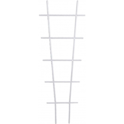 PROSPERPLAST DRAB Podpěra žebřík 67cm, bílá