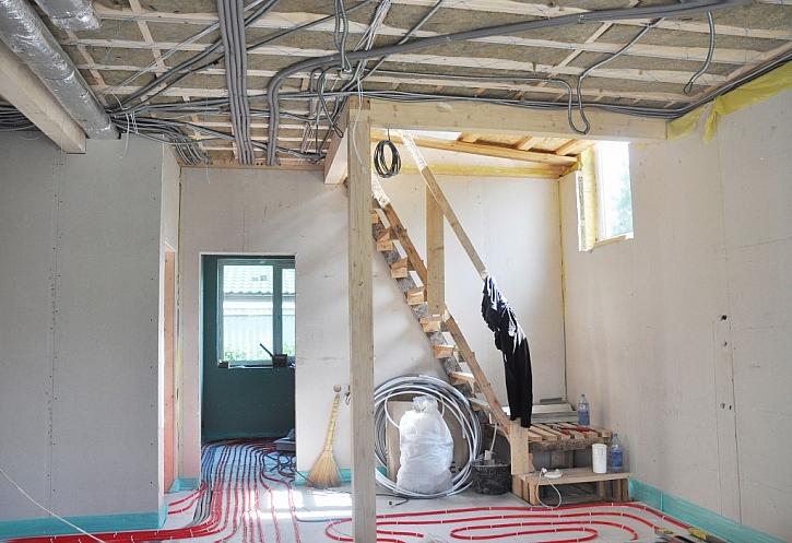 Při rekonstrukci bytu je dobré dbát i na akustickou a tepelnou izolaci