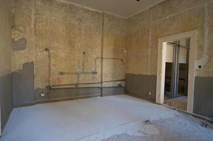 TV magazín Polopatě představil rekonstrukci stěn a podlah činžovního bytu s materiály fermacell