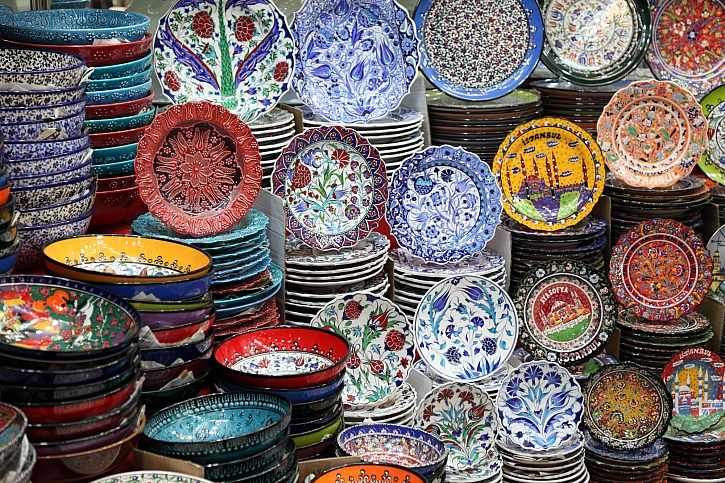 Turecký bazar