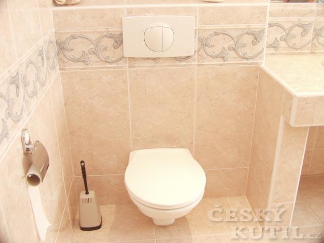 Koupelna pro rodinný dům