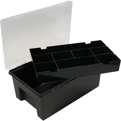 WHAM 12930 organizér 29x19x11,5cm černý