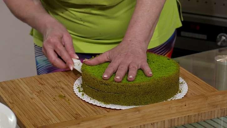Rozkrojení dortu