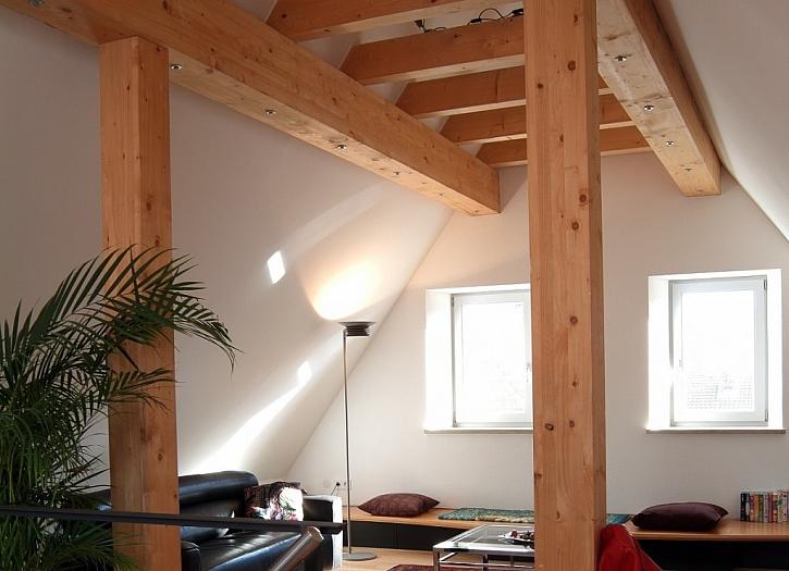 Precizní úprava rohů dodá interiéru pěkný vzhled