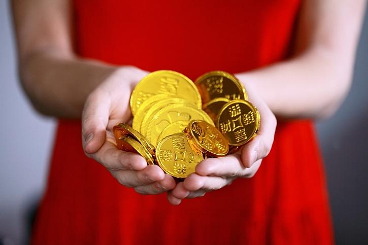 Bohatství na vás čeká, otevřete se mu. Stačí pár jednoduchých věcí (Zdroj: UNSPLASH/ Archiv Denisy Jedličkové)